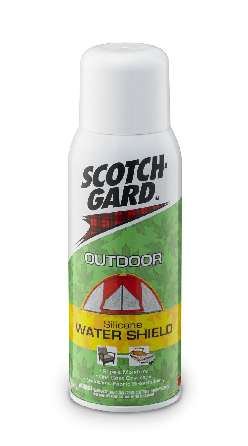 scotchgard outdoor water shield instructions
