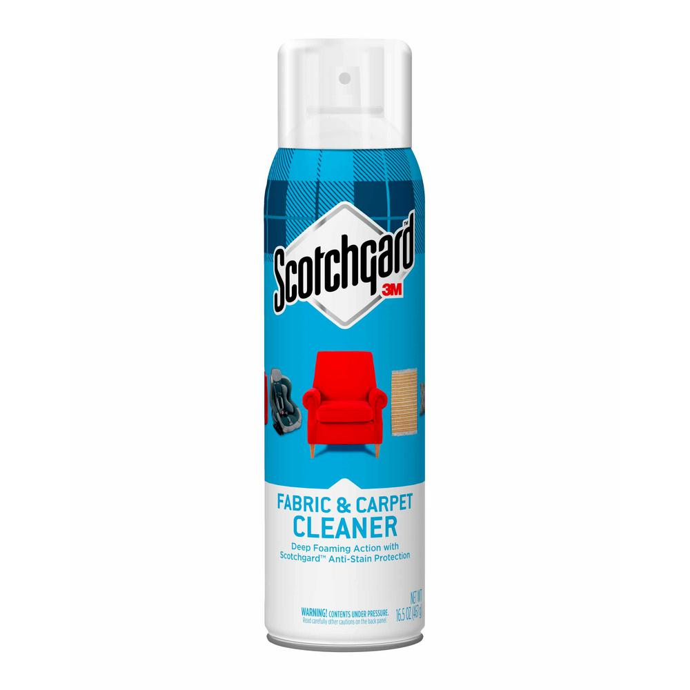 scotchgard upholstery cleaner instructions