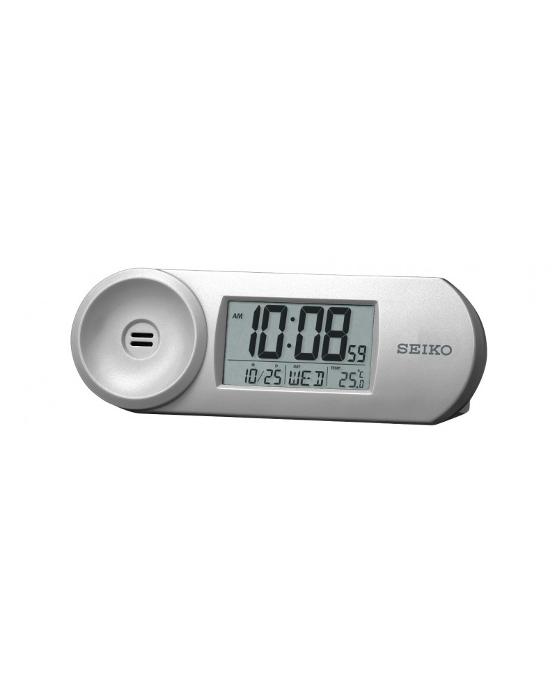 seiko lcd alarm clock instructions