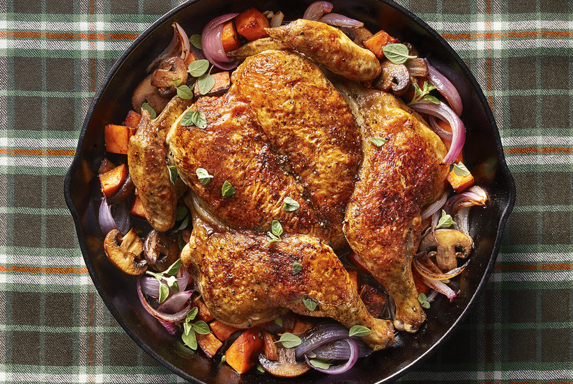simple chicken cooking instructions