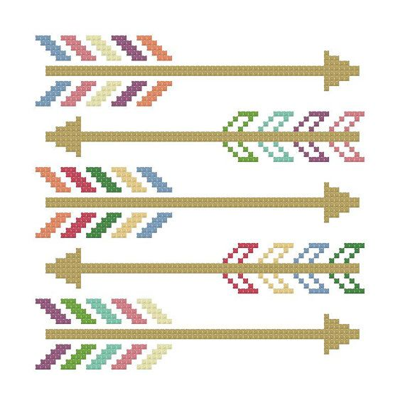 simple instructions for arrows