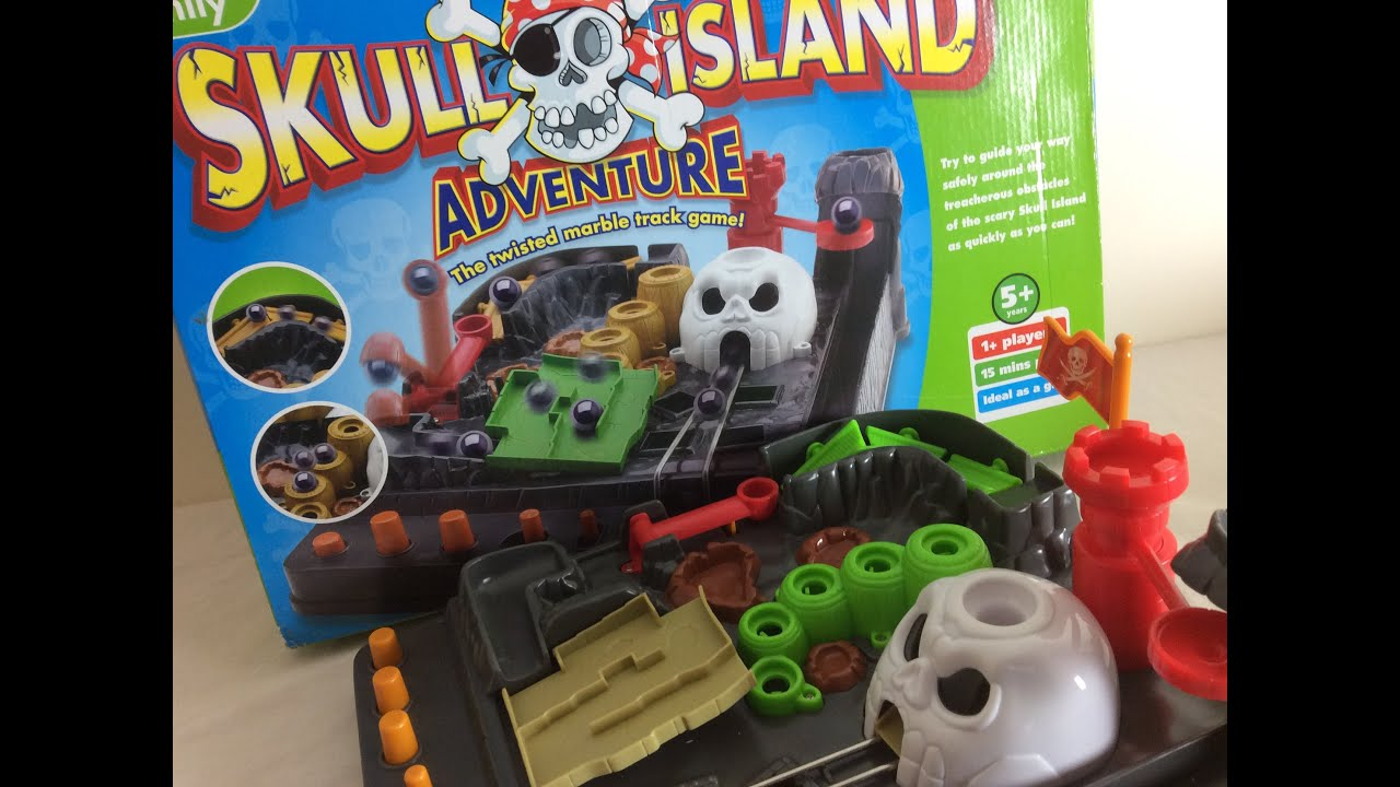 skull island game instructions