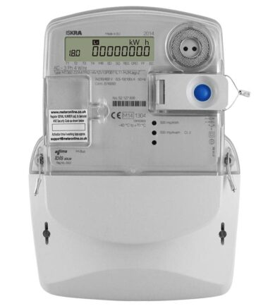 smart meter installation instructions