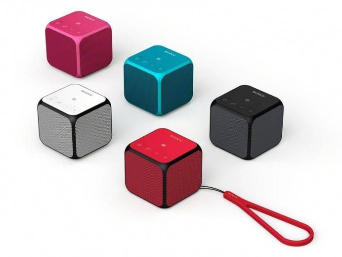 sony cube bluetooth speaker instructions