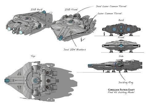star wars space opera instructions