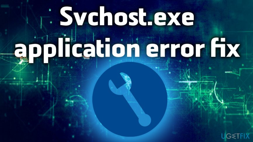 svchost exe instruction referenced memory