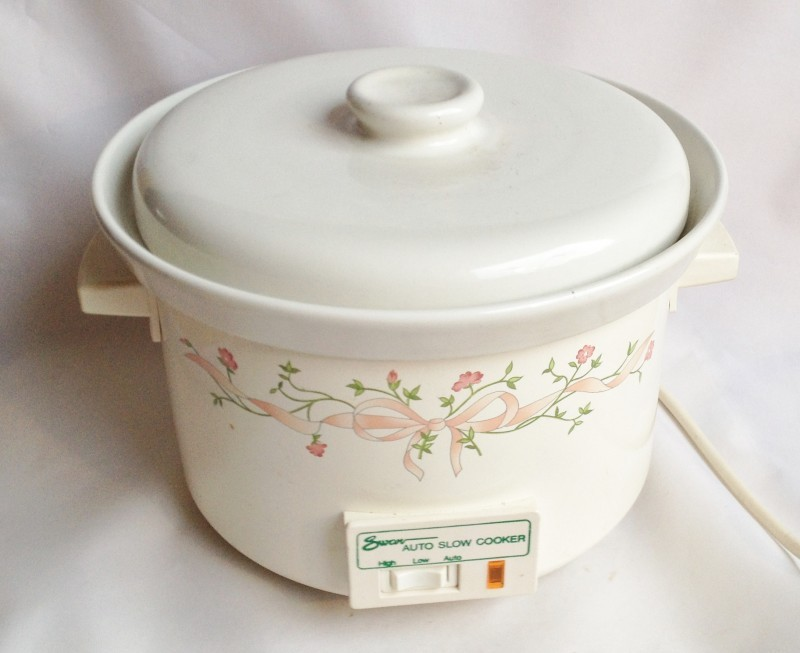 swan slow cooker instructions