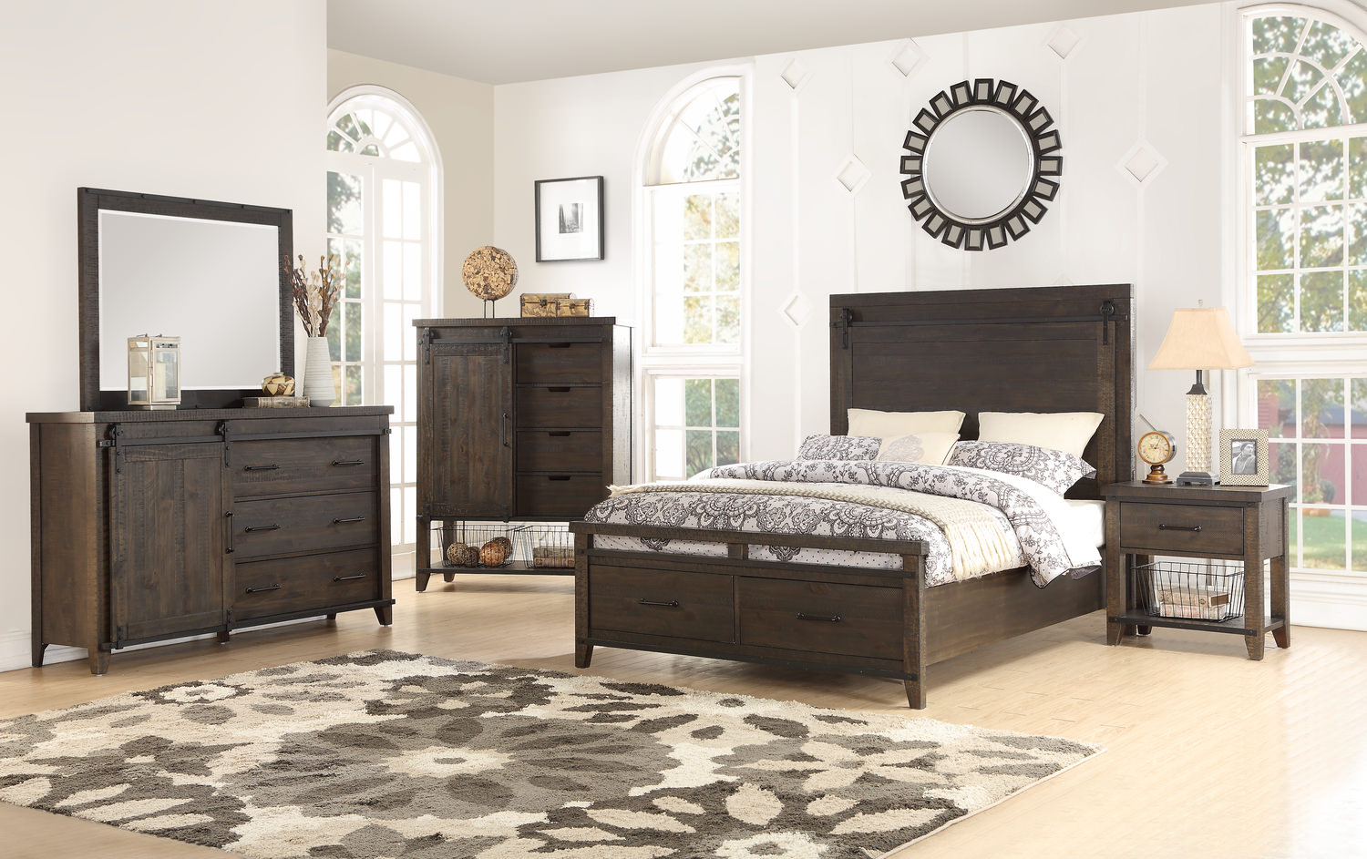 thomas queen bed instructions