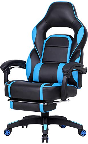 top gamer ergonomic gaming chair instructions