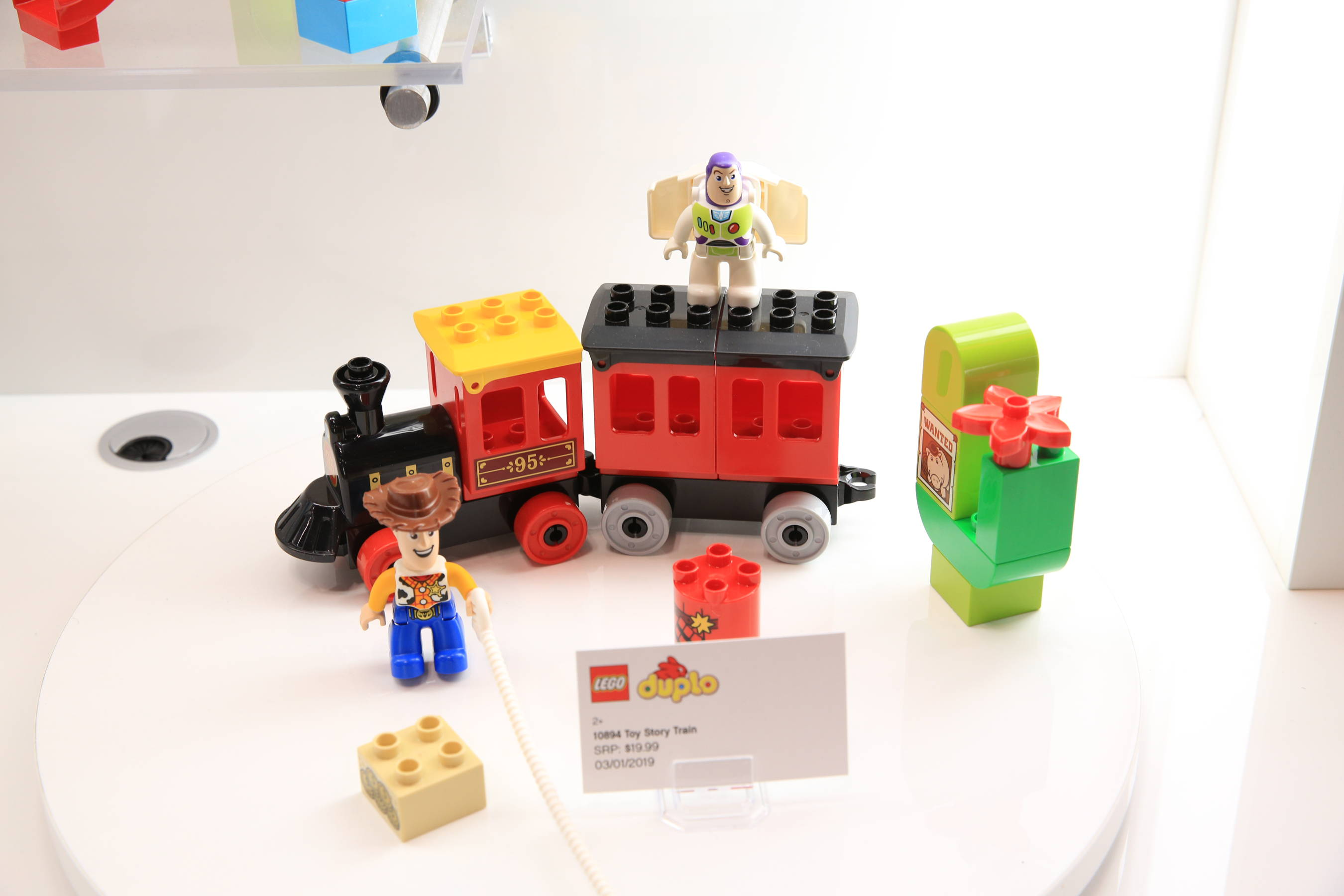 toy story duplo train instructions