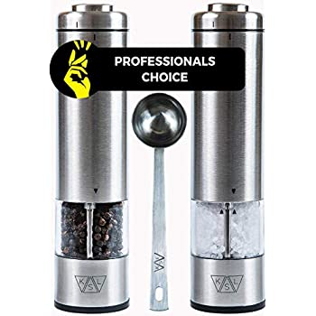 trudeau graviti electric salt pepper mills instructions