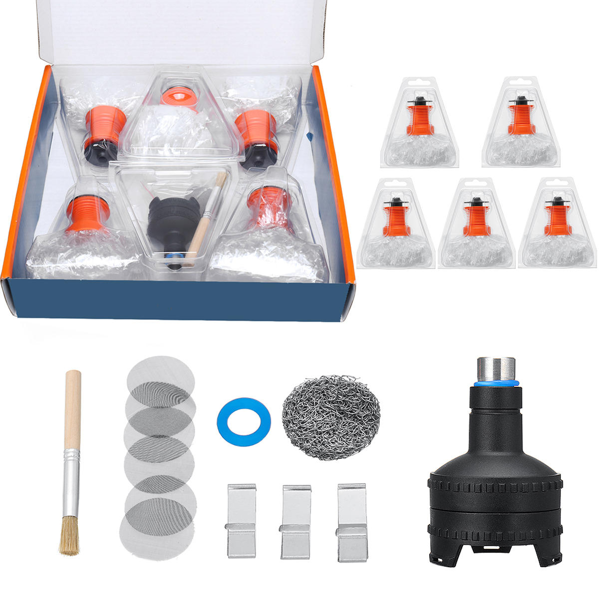 volcano easy valve balloon with adapter instructions