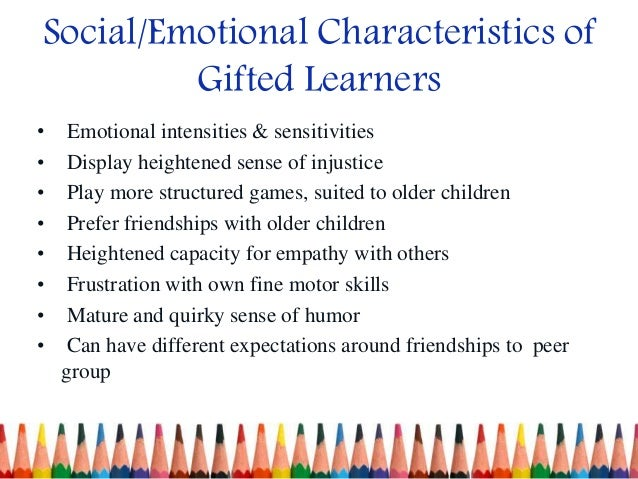 ways to differentiate instruction for gifted students