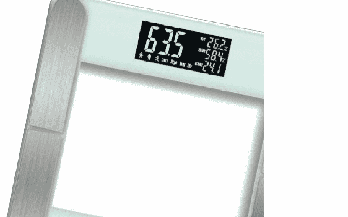 weight watchers body analysis smart scale instructions