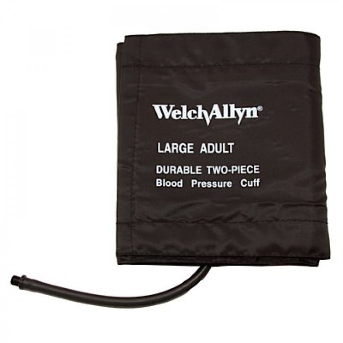 welch allyn blood pressure cuff cleaning instructions