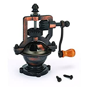 woodturning antique peppermill instructions