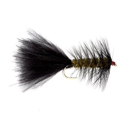 woolly bugger fly tying instructions