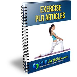 workout instructional videos plr