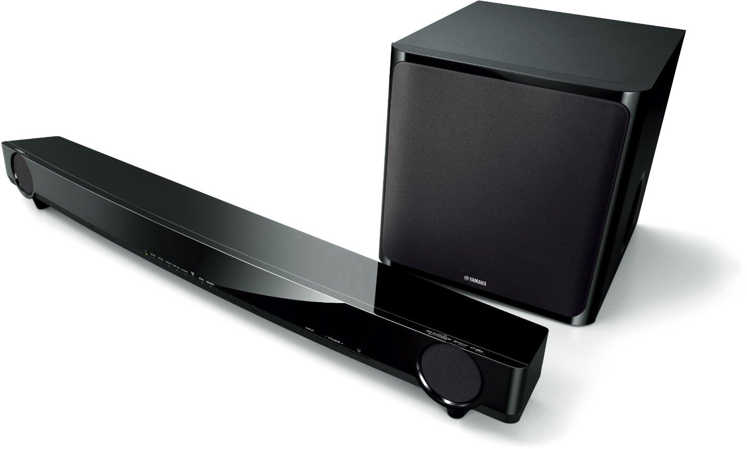 yamaha yas 101 soundbar instructions
