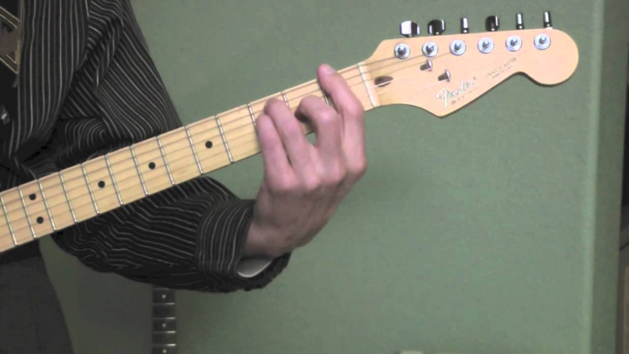 youtube epic guitar instruction